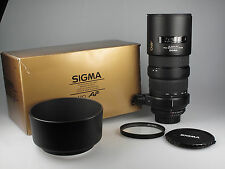 Sigma AF Zoom APO 2,8 / 70 - 210 mm Nikon AF Mount  80158