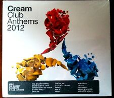 v)3 CDs The Biggest Dance Hits & Club Anthems Cream - Guetta, Harris,.... - Neuf