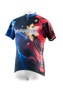 Philippine Cycling Jersey - Del Pilar