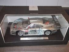 Maisto Mercedes CLK LM 1998 Team Warsteiner Nr.12 Fahrer Ludwig/Mayländer m. OVP