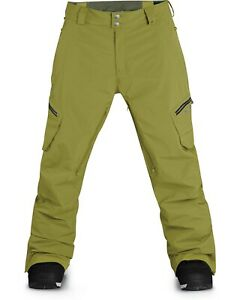 New Dakine Lookout 2L Gore-Tex Snowboard Pants Men's Large Moss Green