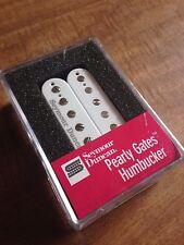 Seymour Duncan Pearly Gates Humbucker Pickup Bridge WHITE SHPG-1b NEW 11102-49-W