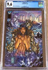 Fathom #1 IMAGE 1998 Killian Variant  CGC 9.6