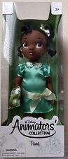 Disney Designer Princess And The Frog Tiana Animator's  Doll First Edition