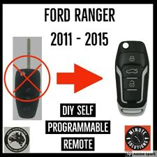 FITS FORD RANGER PX 2011 2012 2013 2014 2015  REMOTE FLIP KEY TRANSPONDER CHIP