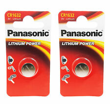 Panasonic - CR1632 - 1632 - 3v - Lithium
