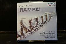 Jean Pierre Rampal. Bach, benda, Haydn, Mozart A.M.O. 4 CD-Box