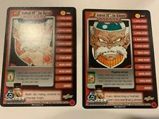 Dragon Ball Z Tcg Ccg Android 20 Lv2 + Lv3 Personality Limited