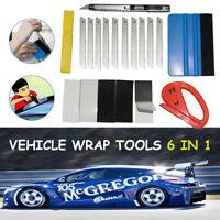 Kit per applicazione pellicole per auto, Strumenti per Vinyl Wrapping, Per vetri