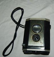 Vintage Brownie Reflex Camera Eastman Kodak New York USA Strap
