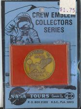 NASA Apollo II Crew Emblem Collector Series Medal Original Package TWA Mint