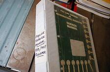 IH INTERNATIONAL 444 PAY SCRAPER Service Repair Owner Shop manual book overhaul