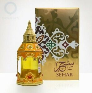 Sehar By Orientica 18ML Arabian Perfume Oil Attar - Floral Fruity Patchouli