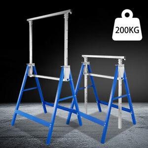 Gerüstbock Metallbock 2x Deckenarbeiten Böcke Höhenverstellbar
