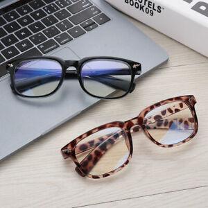 Computer Glasses Blue Light Blocking Blocker Filter Anti-Fatigue Eyeglasses