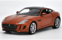 Welly 1:24 JAGUAR F-Type Coupe Vehicles Car Model Diecast Alloy Boys Toys-Orange