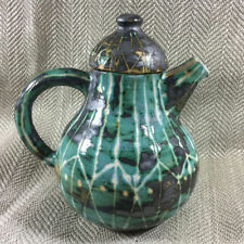 Green British Studio Pottery