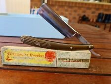 Filarmonica 13 Novodur straight cut throat razor