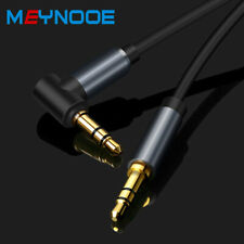 3.5mm Jack Car Aux Auxiliary Male to Male Cord Stereo Audio Cable for Phone iPod