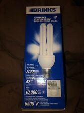 Brink's 42 Watt CFL 2035 Lumens Outdoor Security Bulb