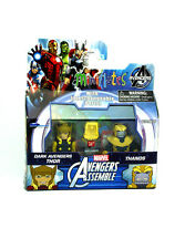 Marvel Minimates Dark Avengers Thor & Thanos Walgreens Exclusive Series 2 New