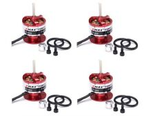 M04J 4x EMAX CF2822 1200KV Brushless Motor w/Prop Adapter Airplane Quadcopter