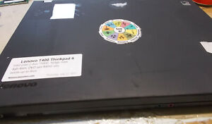 Lenovo T400 (non working for parts only ) core2 duo Laptop