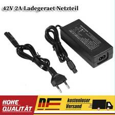 Akku Batterie Ladegerät Netzteil Adapter 42V 2A für Elektro Scooter E-Bike SS 08