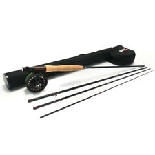 Fly Rod Red Truck 1953 590-4 (9' 5wt - 4 piece) Fly rod-reel-line-leader