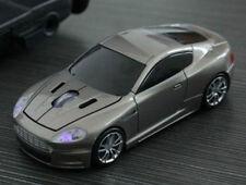Aston Martin USB Optical 2.4G Wireless Car Mouse Optical Mice for Laptop Mac PC
