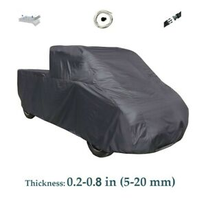 GMC Sonoma Hail Cover, Pickup Truck, 0.2-0.8 in (5-20 mm) * STONE STORM, class A