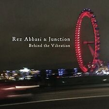 Rez Abbasi, Junction - Behind The Vibration [New CD]