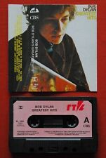 BOB DYLAN GREATEST HITS RARE EXYU CASSETTE TAPE
