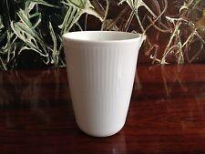 REALE COPENHAGEN Bianco Profilata - termo- tazza da caffè / Latte Macchiato 39cl