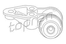 TOPRAN 109873 REAR RIGHT RH MOUNTING AXLE BEAM BUSH FIT VW PASSAT AUDI A6 SUPERB