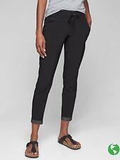 NWOT Athleta Midtown Ankle Pant, Black SIZE 6            #297748 v89