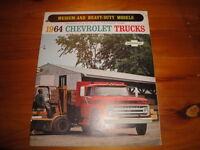 1964 Chevrolet Medium & Heavy Duty Trucks