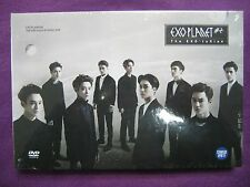 EXO / Planet #2: The EXO'luXion In Seoul DVD [44 P Photobook] NEW SEALED
