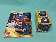 Panini Fifa 365 2022 Sticker Sammelalbum +  2 x Display / 72 Tüten