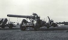 WWII German Captured Artillery- APG MD- Cannon- AA Gun- ATG- 1950s- #2