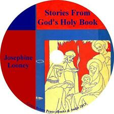 Stories From God's Holy Book, Josephine Looney Childrens Audiobook on 2 Audio CD