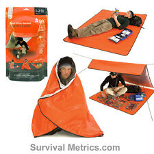 SOL Sport Utility Blanket - for Survival, Emergencies, and Every Day Use