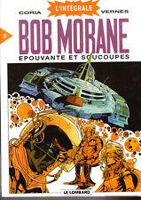 BOB MORANE intégrale 9. Epouvante et Soucoupes. 2001