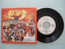 Club Nouveau - It's A Cold, Cold World !, D 1988, 7'', Vinyl: m-