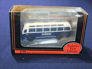 EFE Bristol MW Coach 1:76 Scale - various liveries available BOXED
