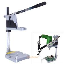 Universal Electric Drill Press Stand Holder Heavy Duty Frame Aluminium Base New