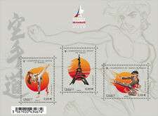 FRANCE 2012...Miniature Sheet F4680 MNH **...World Championship of Karate