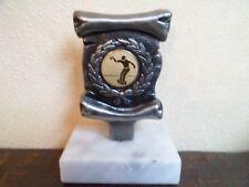 Trophée - Coupe - Pétanque - Marbre/Métal - 11 cm x 8 cm - 2 Photos