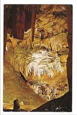 TITANIA'S VEIL Caverns of Luray Rock Formations Caves VA Postcard Virginia 1970