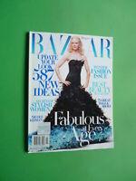 Harper's Bazaar US November 2004 Nicole Kidman Marija Vujović Diana Dondoe